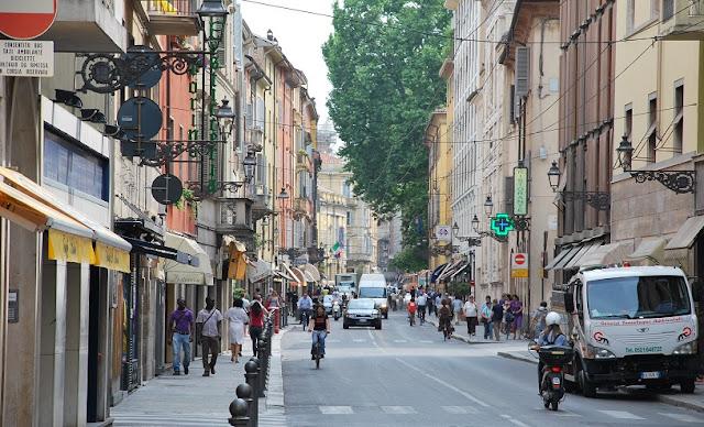 Pontos turísticos em Parma