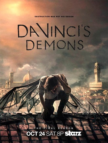 Da Vinci's Demons Temporada 3 Latino HD