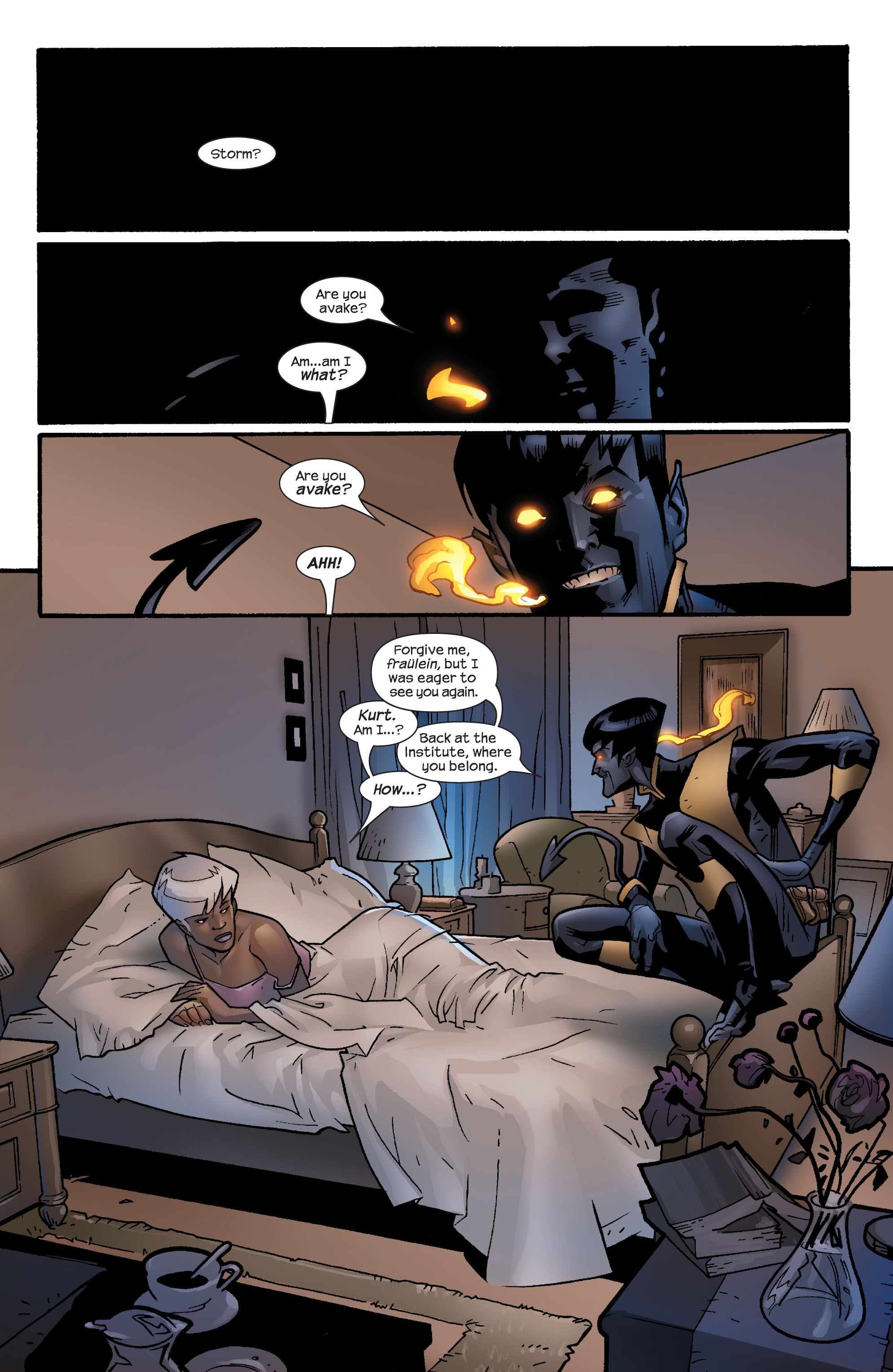 Read online Ultimate X-Men comic -  Issue #60 - 21