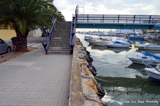 El Perellonet (Valencia).