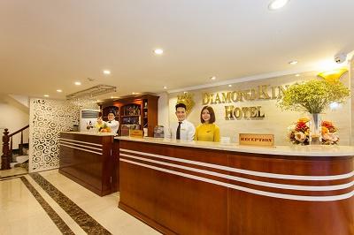 Khách sạn Hanoi Diamond King thiết kế ấm cúng, trang nhã và hiện đại IMG_8177