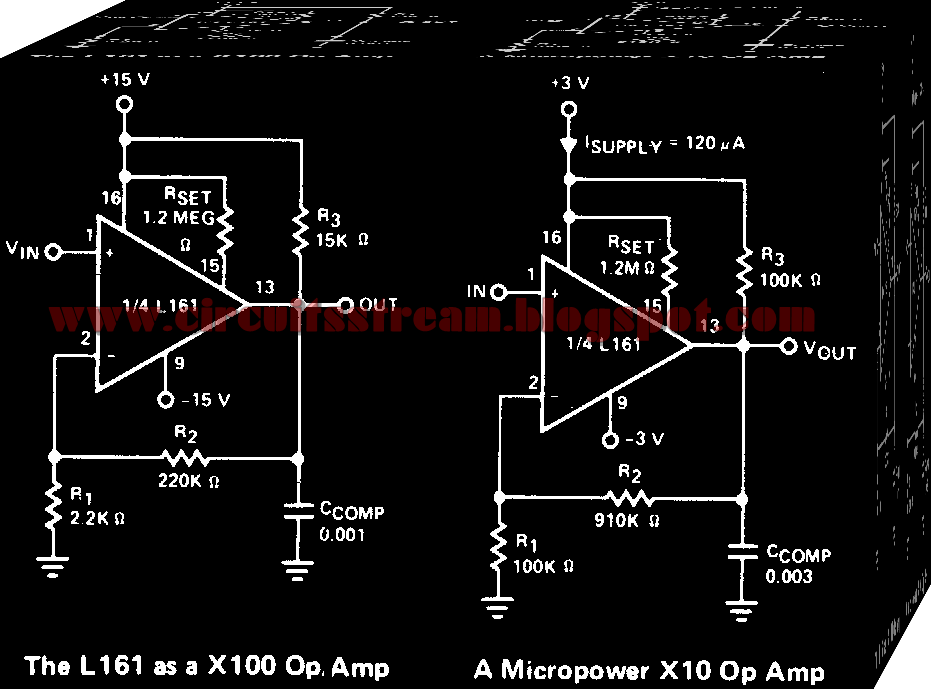 Marvelous Wide Bandwidth Jfet Operational Amplifiers Autowiring Mx Tl Wiring 101 Cabaharperaodorg