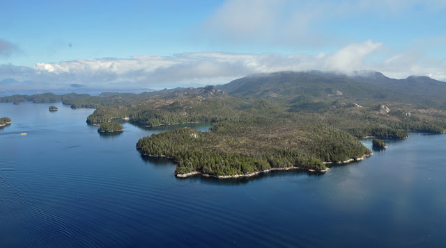 On a wet British Columbia island, historical fires likely were human products