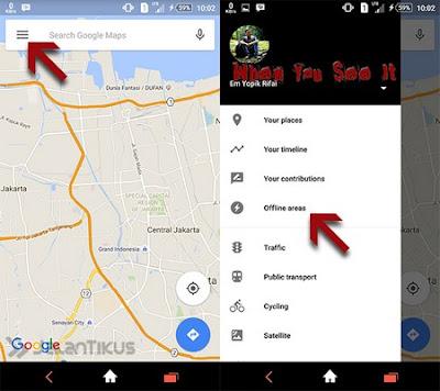 Aplikasi Maps Offline