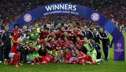 From Where I Am Kuala Lumpur Bayern Munich Are Uefa Champions League Winners 2013