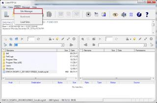 برنامج, Core ,FTP ,LE, لنقل, ورفع, الملفات, على, الانترنت, اخر, اصدار