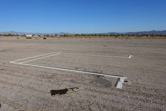 Boulder City Airport in Southern Nevada