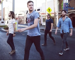 Imagine Dragons canta Levitate na trilha de Passageiros