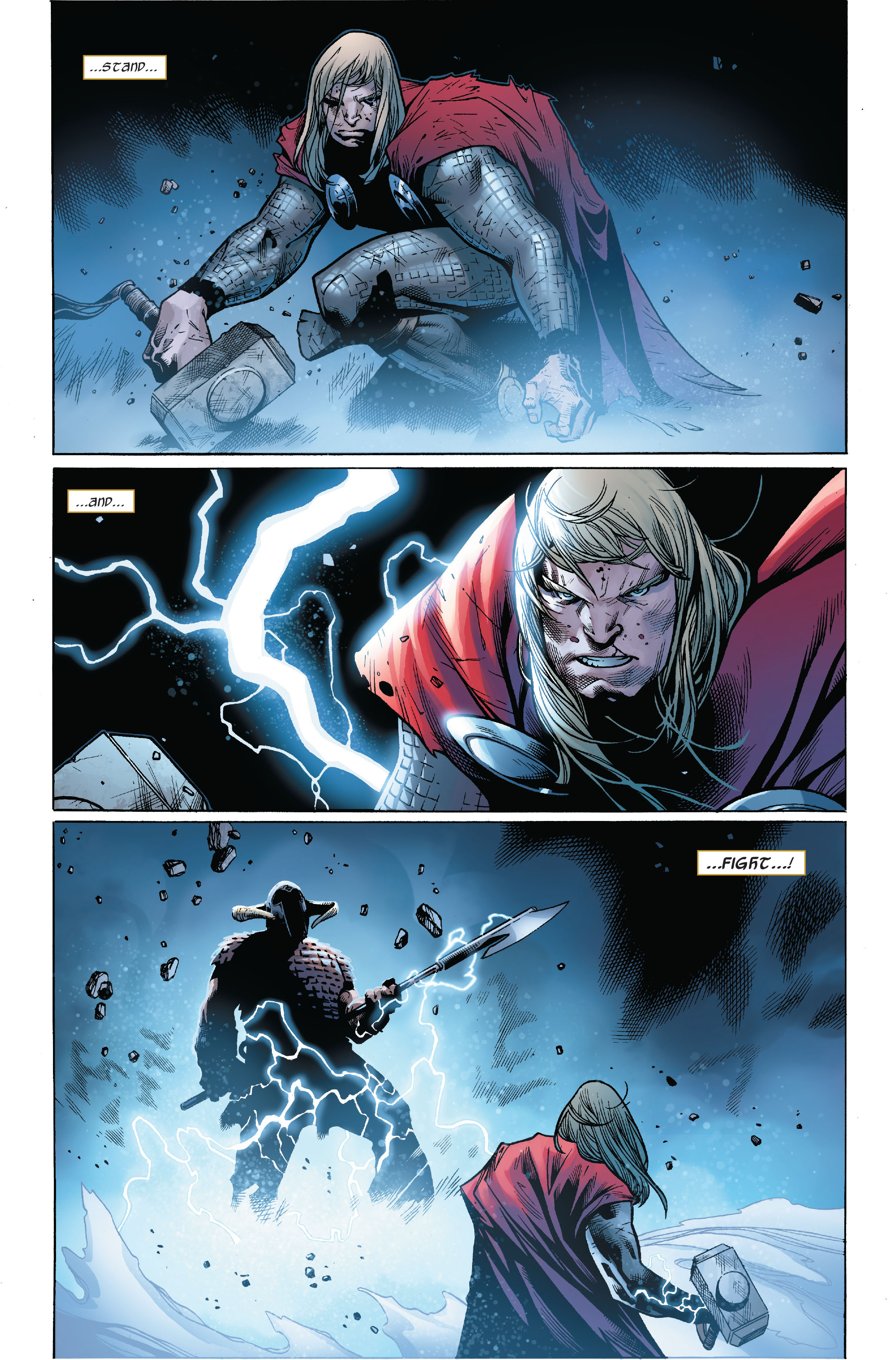Thor (2007) Issue #600 #13 - English 33