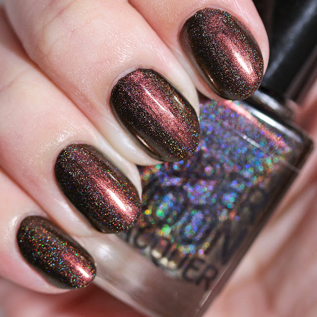 Supermoon Lacquer Fallen Leaves