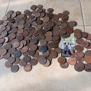 LAPAK UANG LAWAS : Jual Uang Koin Benggol Tembaga