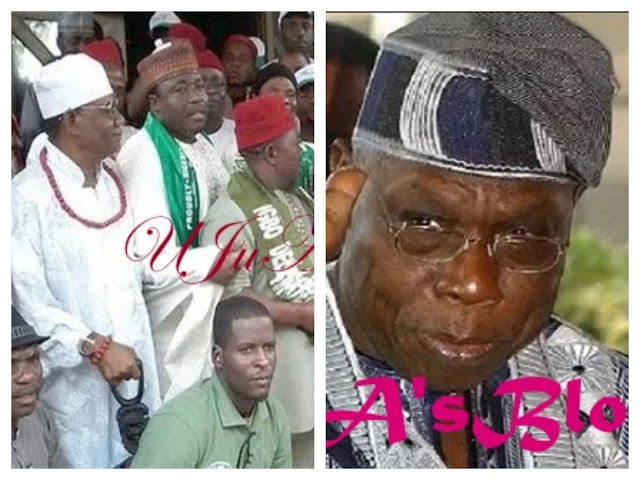 Northern youths warn Obasanjo over attacks on Buhari