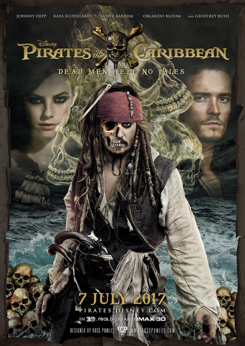 """Pirates of the Caribbean 5 : Dead Men Tell No Tales (2017)"""