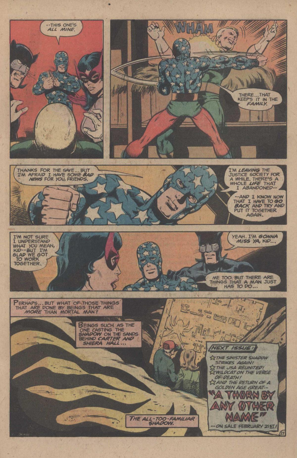 Read online All-Star Comics comic -  Issue #71 - 31