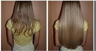 وصفة لتطويل الشعر .