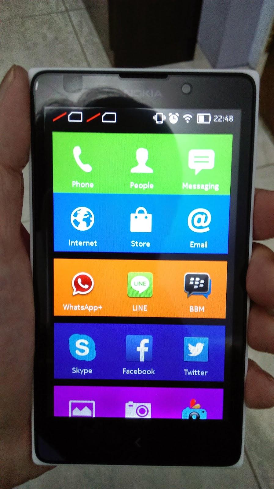 Info Harga Nokia X Dual Sim Update 2018 Backpack Pria Raindoz Bbr611 Review Xl Rm 1030 Gadget Operating System Software Platform 11 Berbasis Android