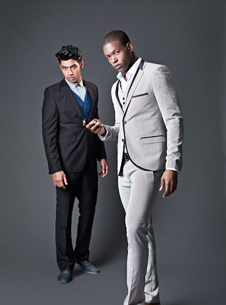 Black Male Model Markham - Spring 2011 Print Campaign