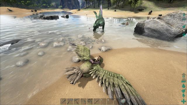 ark survival evolved repack corepack