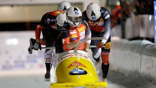 BOBSLEIGH - Mundial 2016 (Igls, Austria). Doblete alemán en el cuádruple masculino