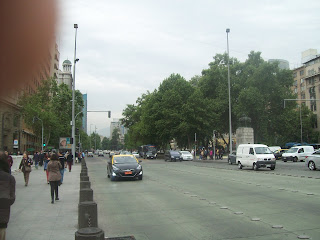 Tour Santiago Chile