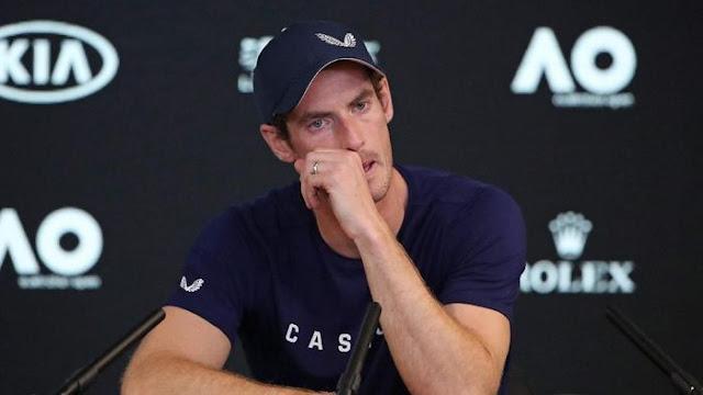 Andy Murray Pensiun Usai Australia Terbuka?
