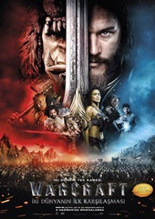 Warcraft: İki Dünyanın İlk Karşılaşması (2016) Film indir