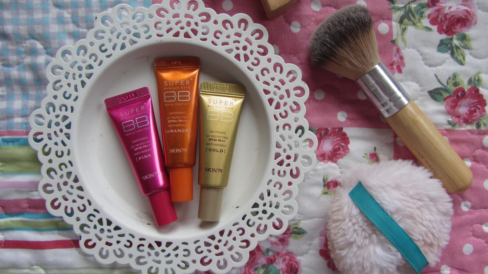 skin 79 pink orange gold