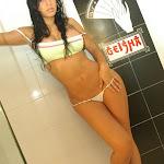 Andrea Rincon, Selena Spice Galeria 11 : Lycra Verde Foto 61