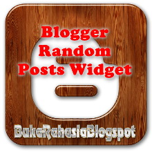 widget random post blogspot