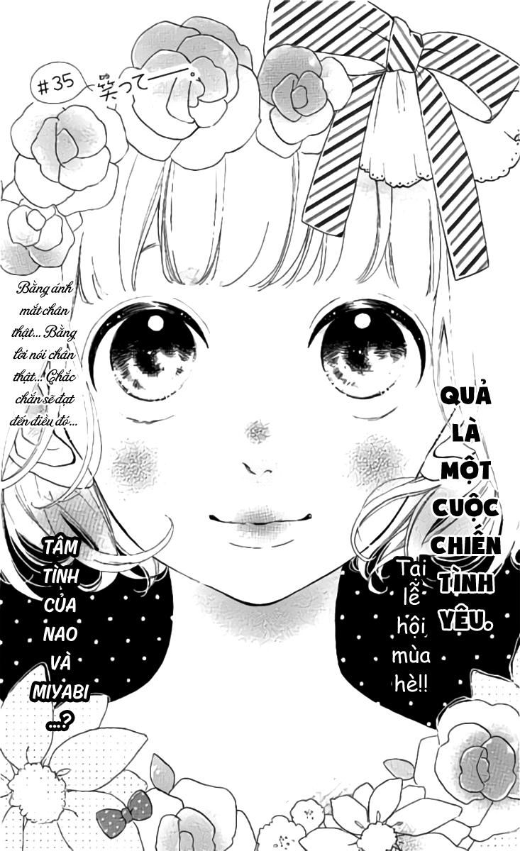 Honey (MEGURO Amu) chap 35 - Trang 3