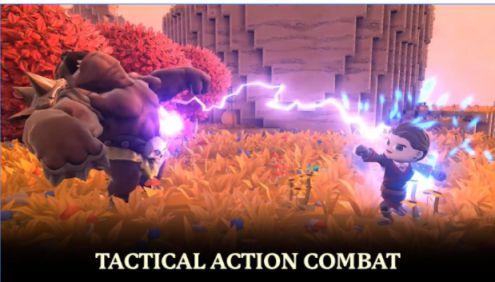Game Petualangan Offline Portal Knights APK