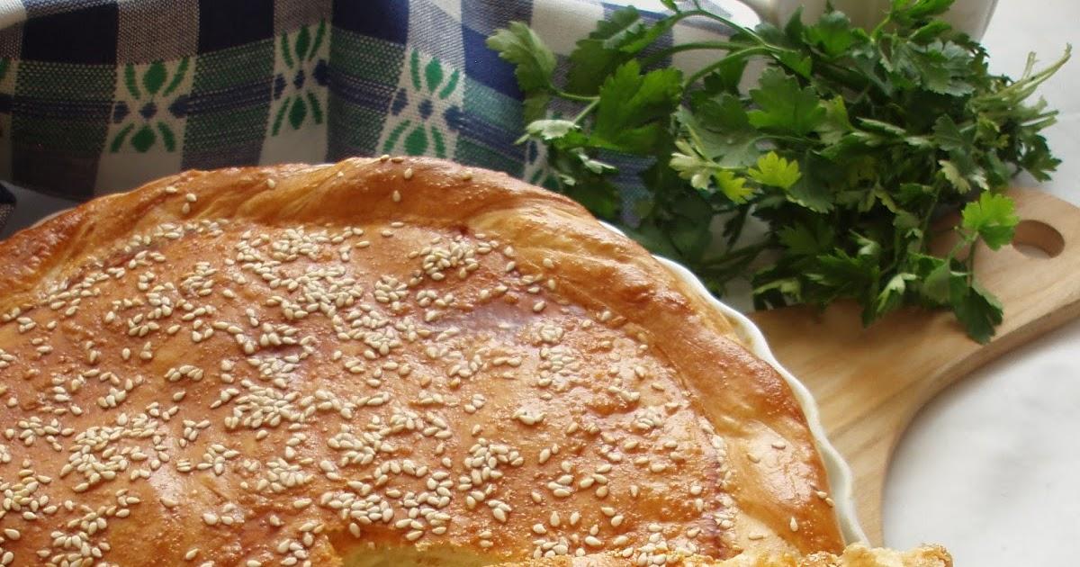 La cuisine creative: Lisnata pogača sa sirom