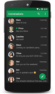 chomp SMS Pro 7.22 Paid APK is Here!