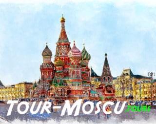 Tour centro de Moscú en español