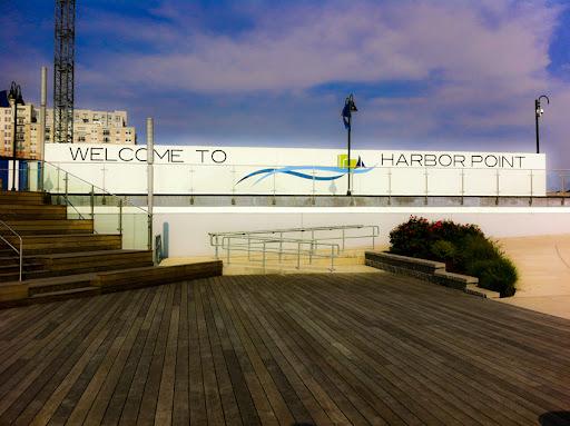 Harbor Point Boardwalk, Stamford CT