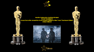 oscar favorite best sound editing award john gilbert hacksaw ridge