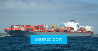 recruiting marine employees for container vessel.
