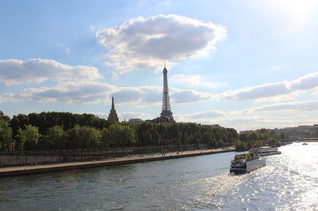 Day 1 in Paris