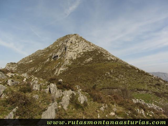 Inmediaciones del Pico Teyéu