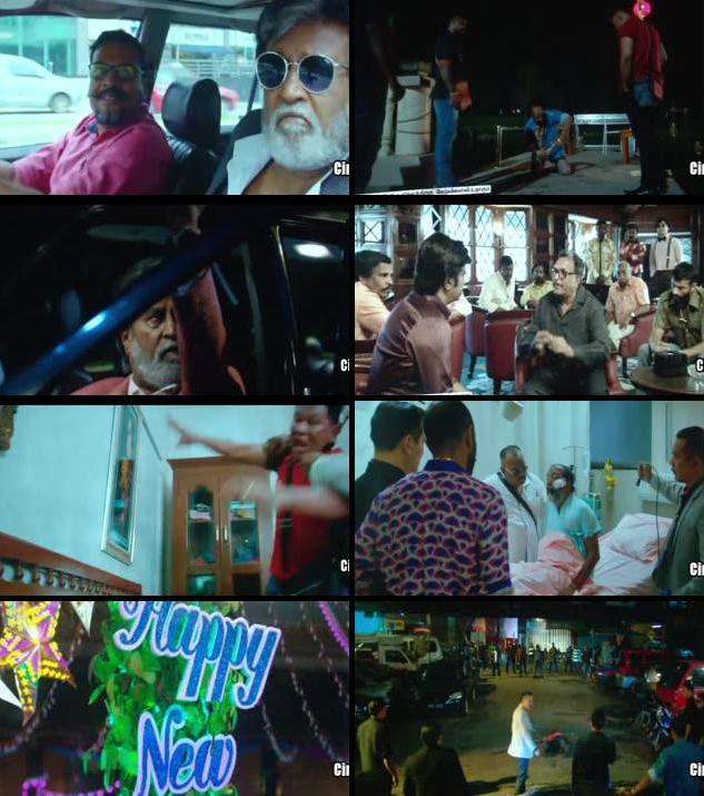 Kabali 2016 Hindi 720p HDCAM