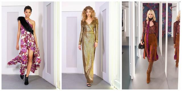 Diane von furstenburg New York Fashion Week 2016