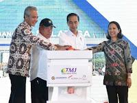 Jokowi Temukan Kunci Persoalan pada Pembangunan Infrastruktur
