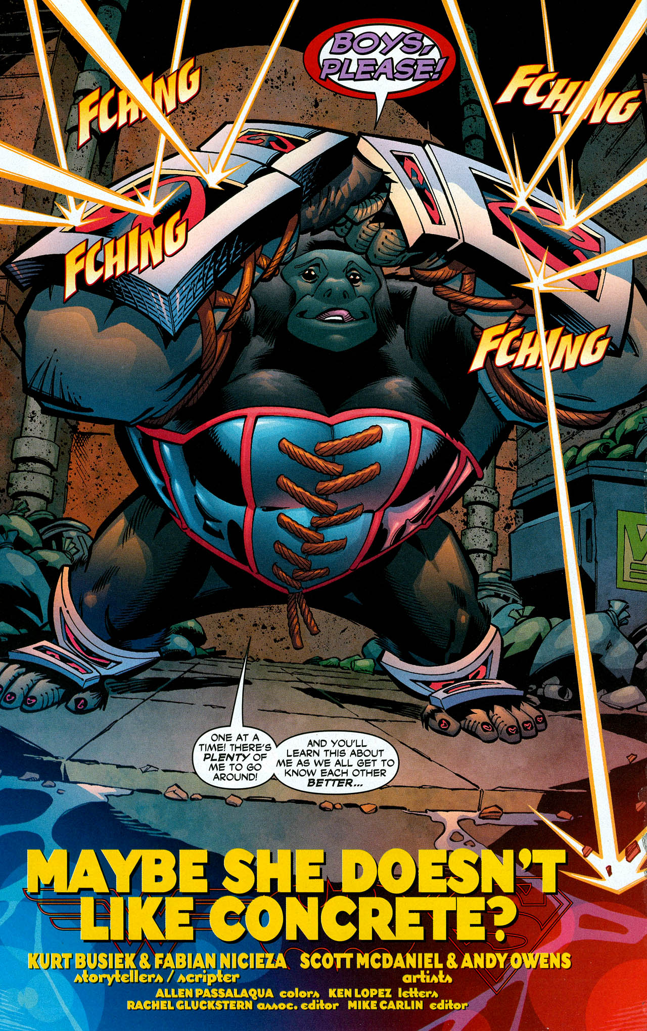 Read online Trinity (2008) comic -  Issue #10 - 18