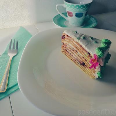 Posna Torta sa Višnjama
