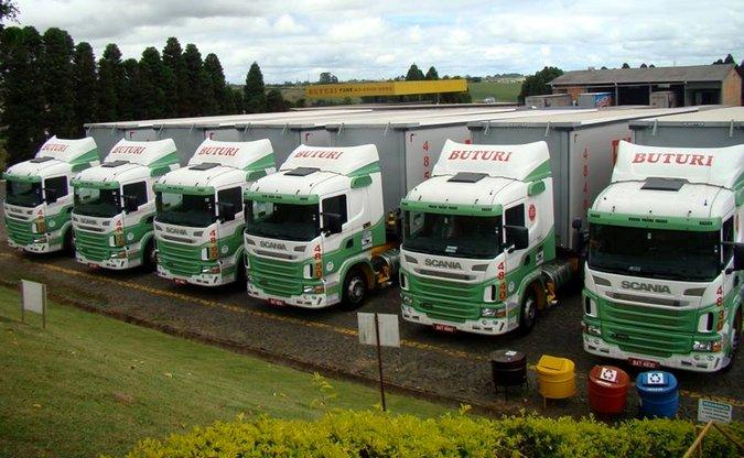 Buturi Transportes divulga mais vagas para motoristas carreteiros