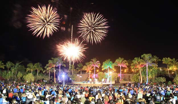 4th Of July 2017 Parades & Fireworks In Honolulu Hawaii