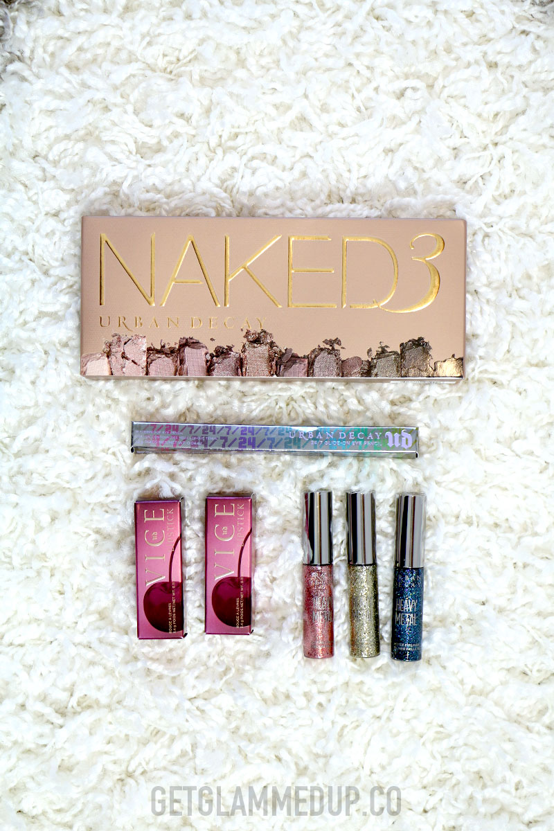 Urban Decay Giveaway Prize #3