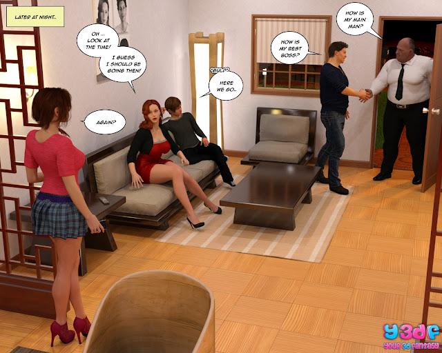 Komik Hot 3D