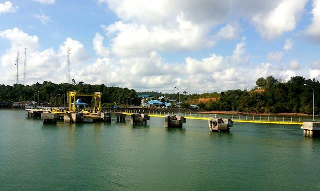 Dermaga Roro Jagoh, Dabo Pulau Singkep
