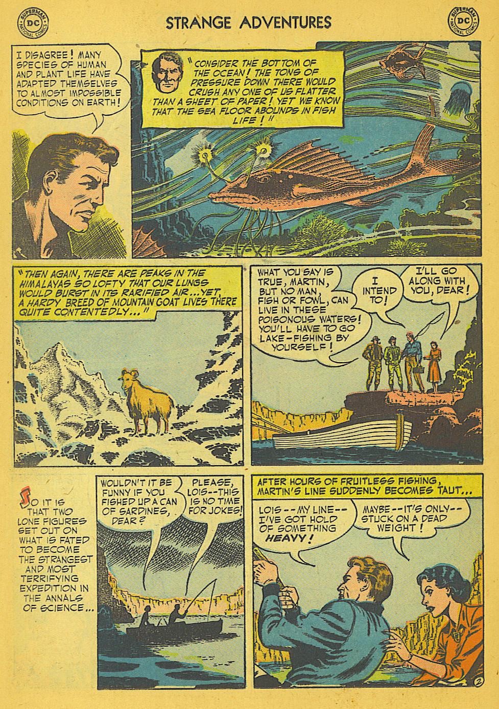 Strange Adventures (1950) issue 21 - Page 22